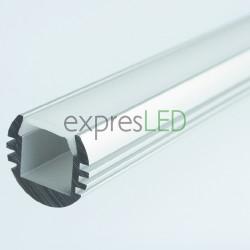 Hliníkový profil PDS-O, 18,5x16mm