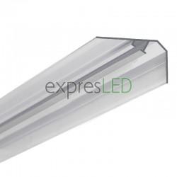 Hliníkový profil LOC, 46x27mm