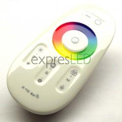 RF Dotykový ovládač RGB, biely