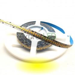 LED pás 2835, 240 LED/m, teplá biela, interiérový