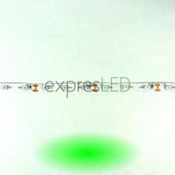 Interiérový LED pás zelený, 3528, 60 LED/m