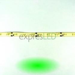Vodeodolný LED pás zelený, 3528, 60 LED/m