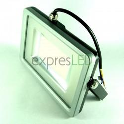 LED reflektor 50W, studená biela  (slim)