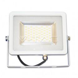 LED reflektor 30W, studená biela  (slim)